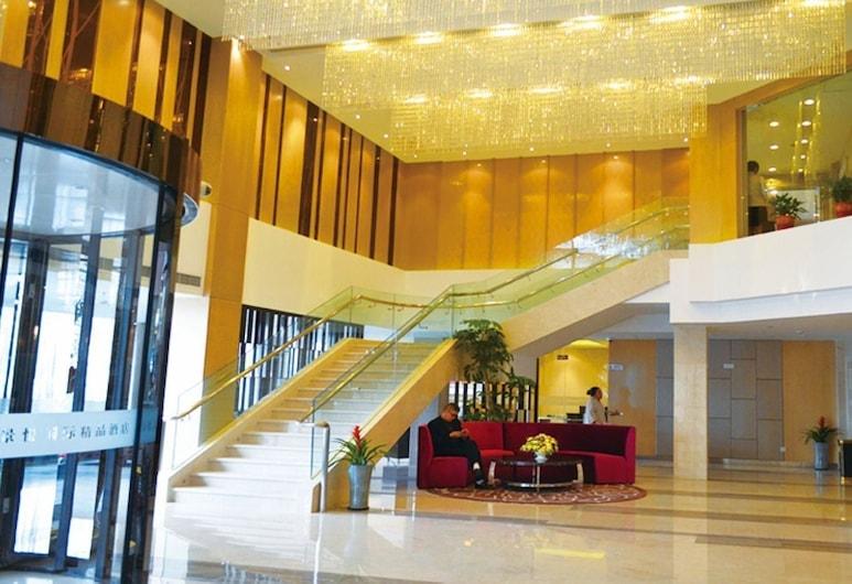 上海景悅國際精品酒店, 上海, 大堂