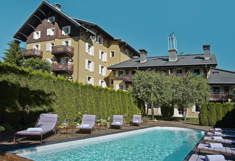 Lodge Park, Megeve, Outdoor Pool