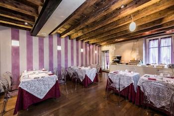 Mynd af Hotel Piazza Vecchia í Bergamo