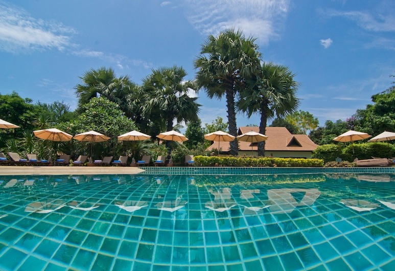 The Legend Chiang Rai Boutique River Resort and Spa, Chiang Rai, Baseinas
