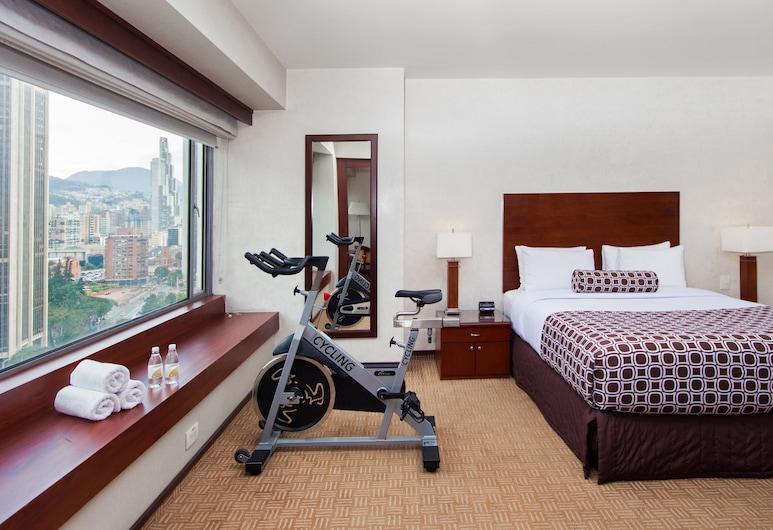 Tequendama Suites and Hotel, Bogotá, Master Suite, 1 King Bed, Herbergi