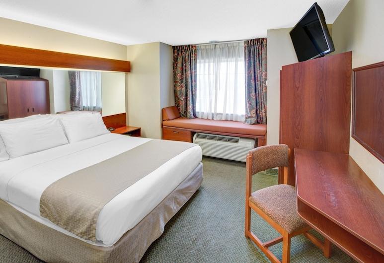 Microtel Inn & Suites by Wyndham Hattiesburg, Hattiesburg, Pokój standardowy, Łóżko queen, przystosowanie dla niepełnosprawnych, Pokój