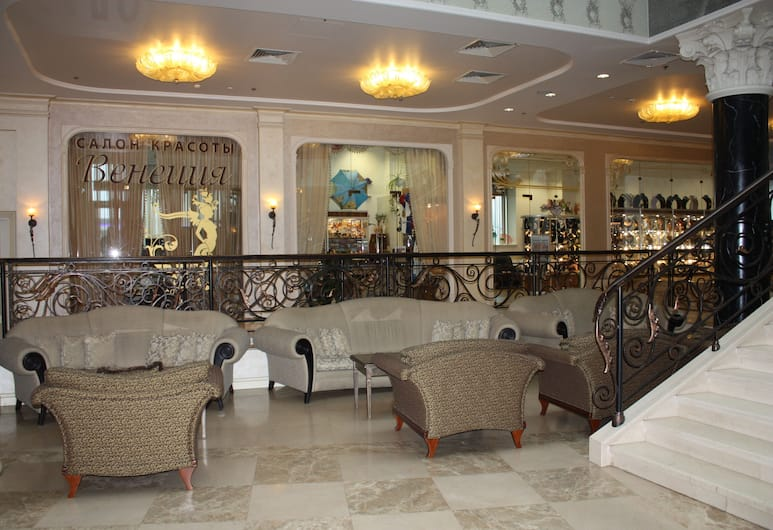 Hotel Milan, Moscow, Lobby Sitting Area
