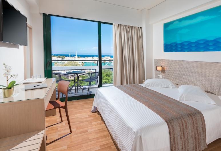 알렉산드라 호텔, 코스, 스탠다드 더블룸 또는 트윈룸, 객실