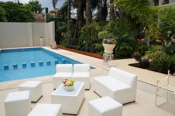 ภาพ Hotel Villa Las Margaritas Sucursal Caxa ใน ซาลาปา