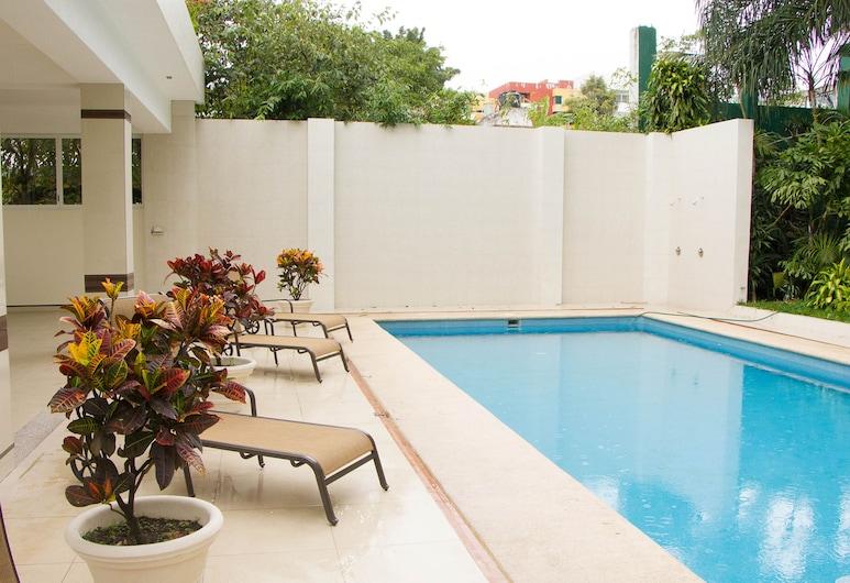 Hotel Villa Las Margaritas Sucursal Caxa, Xalapa, Bazén