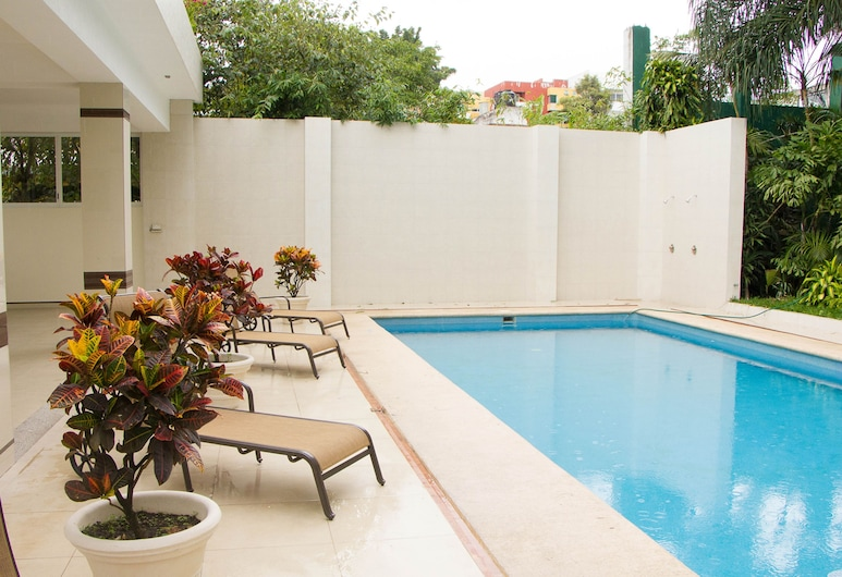 Hotel Villa Las Margaritas Sucursal Caxa, Xalapa, Piscina