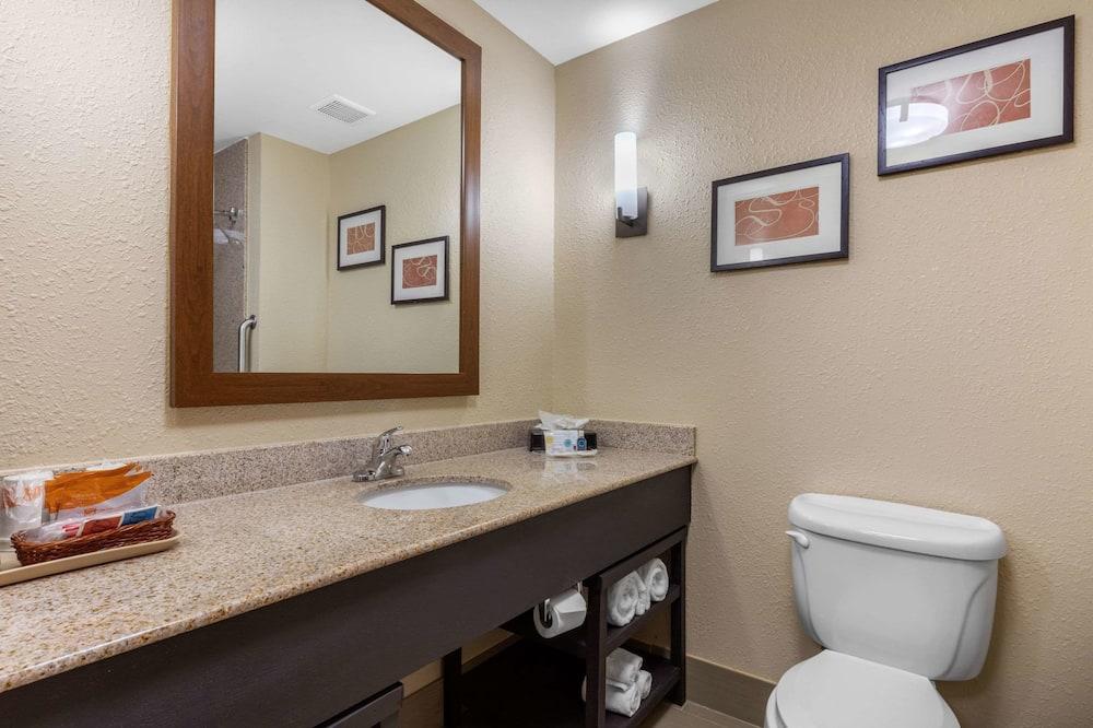 套房, 多張床, 無障礙, 非吸煙房 - 浴室