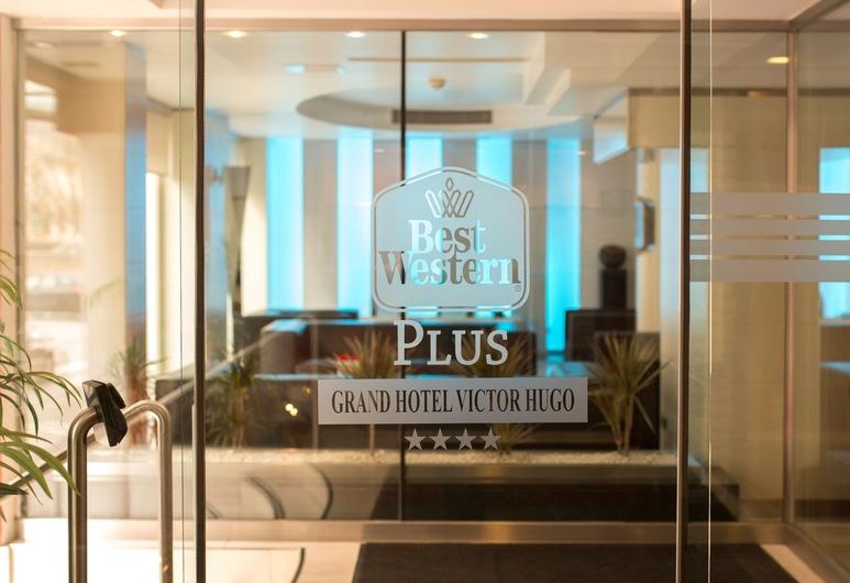 Best Western Plus Grand Hotel Victor Hugo, Πόλη του Λουξεμβούργου, Είσοδος ξενοδοχείου