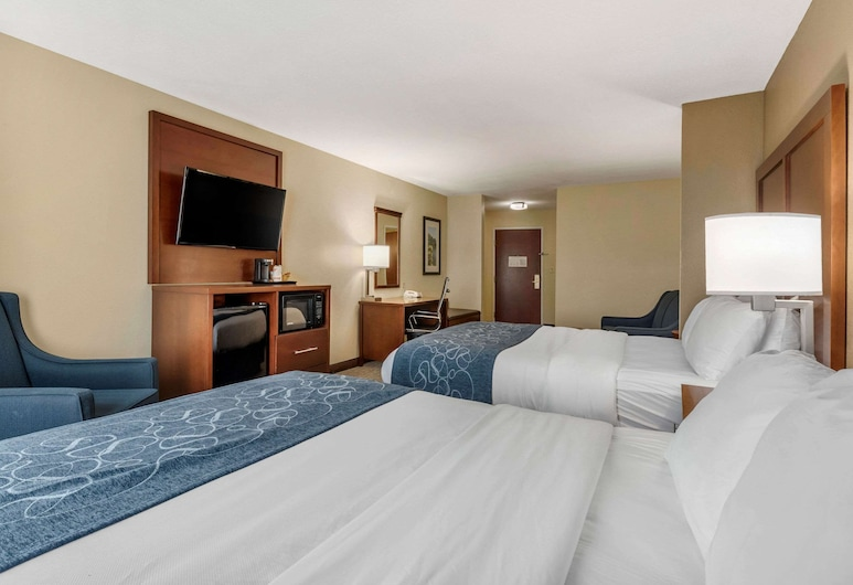 Comfort Suites Wright Patterson, Dayton, Suite, 2 Queen Beds, Accessible, Non Smoking, Guest Room