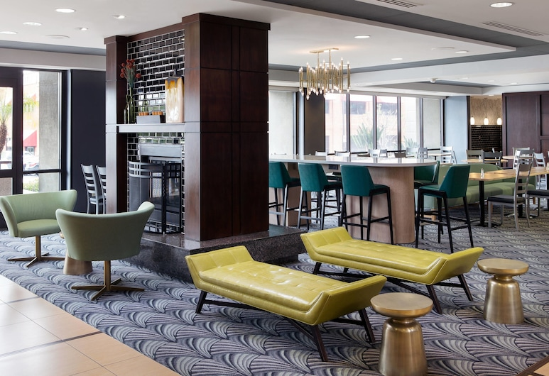 Residence Inn by Marriott Los Angeles Burbank Downtown, Burbank, Bar del hotel