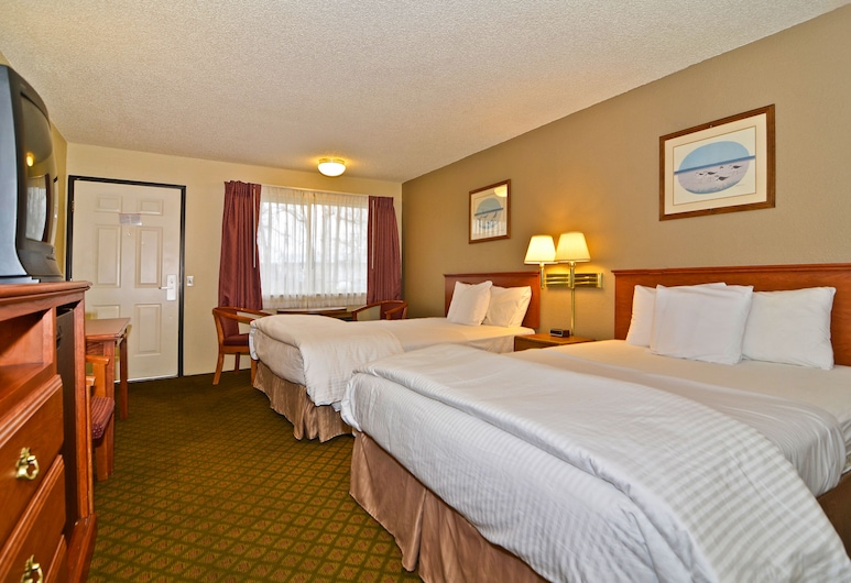 Americas Best Value Inn John Day, John Day, Room, 2 Queen Beds, Non Smoking, Guest Room