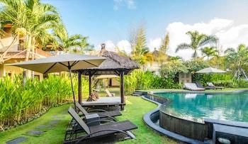 雷吉安峇里戴安娜別墅飯店的相片