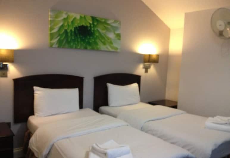 Bridge Park Hotel, London, Twin Room, Ensuite, Guest Room