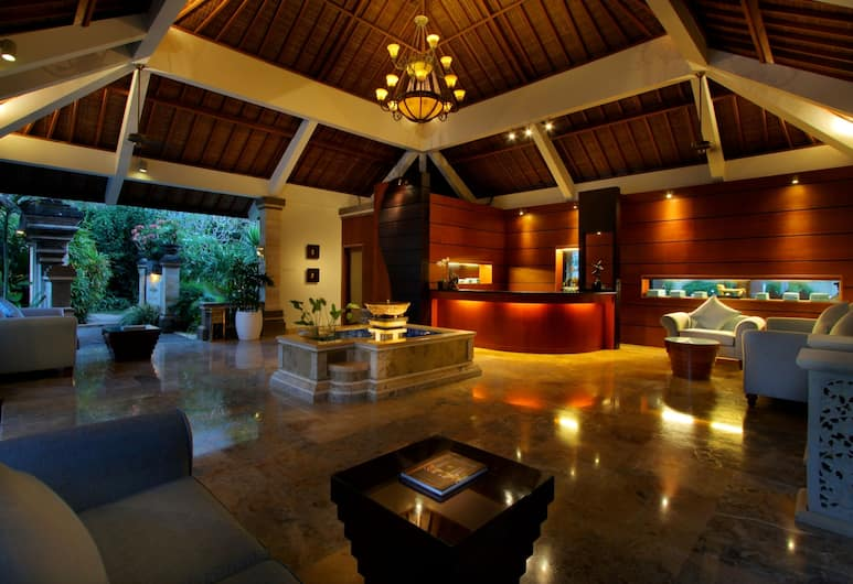 Asri Jewel Villas & Spa, Ungasan, Lobby