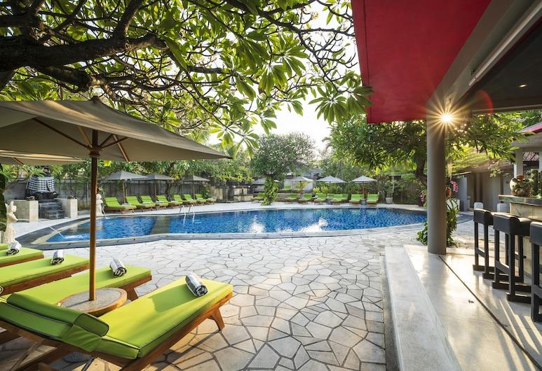 Kuta Seaview Boutique Resort, Kuta, Pool