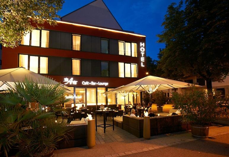 Designhotel am Stadtgarten, פרייבורג אים ברייסגאו, מרפסת/פטיו