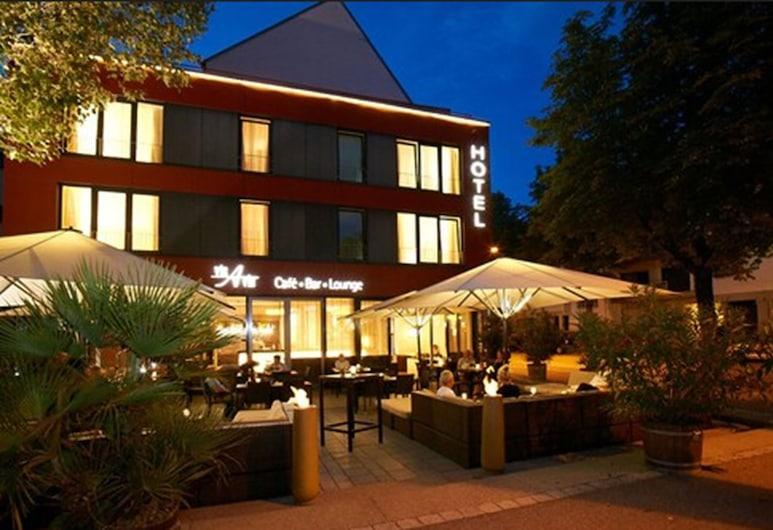 Designhotel am Stadtgarten, Friburgo de Brisgovia, Terraza o patio