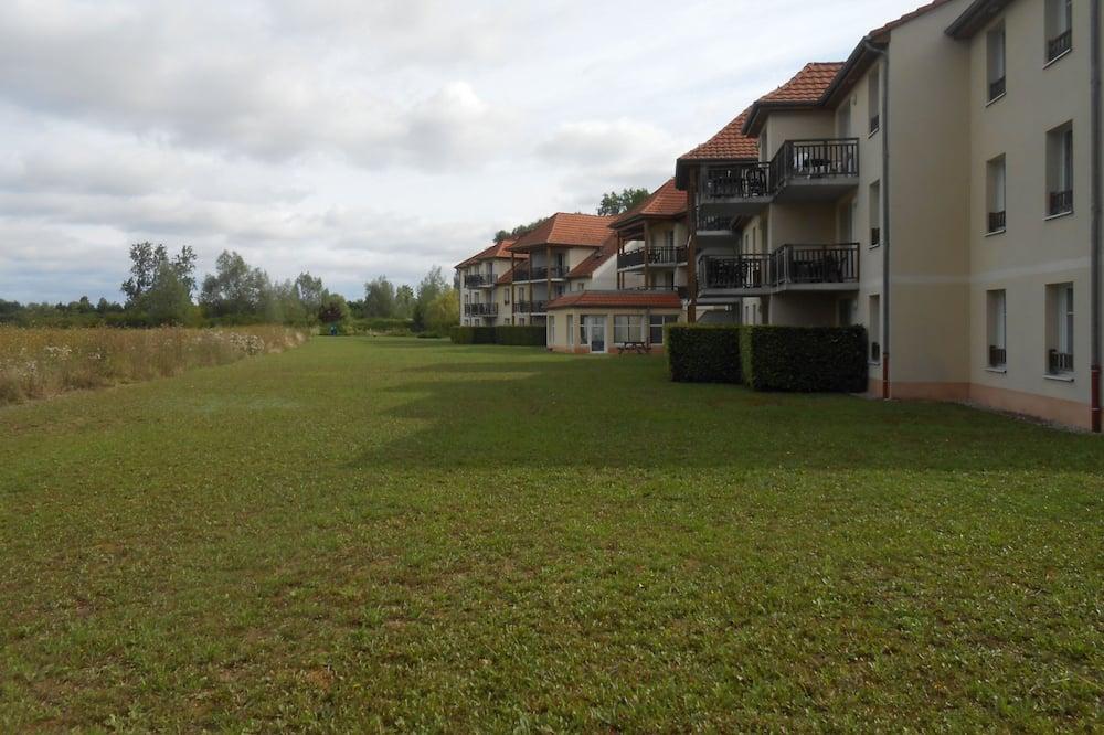 Apartment, 1 Schlafzimmer (4 Pax) - Blick auf den Garten