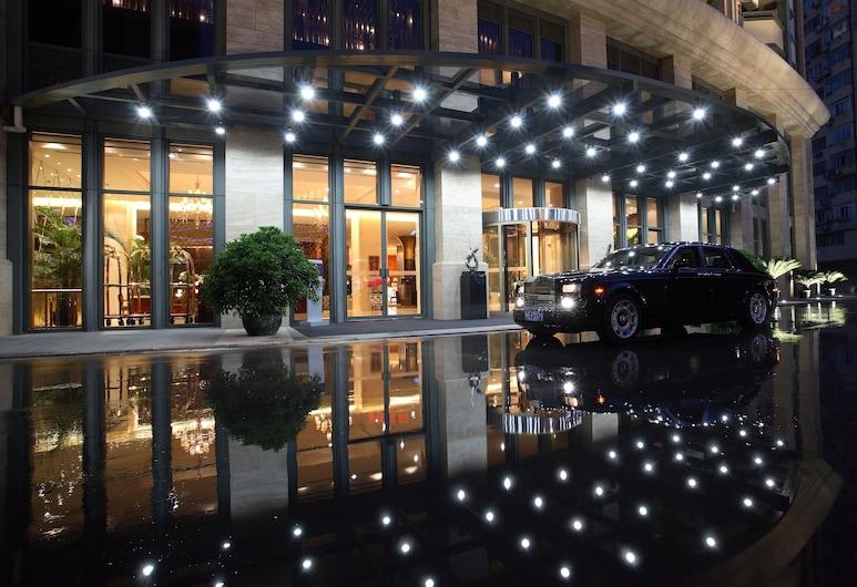 上海虹橋雅高美爵酒店, 上海市, 酒店正面