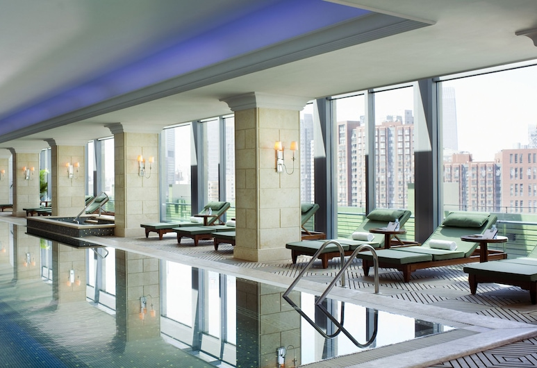 The Ritz-Carlton, Beijing, Beijing, Indoor Pool