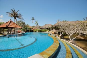 Sukawati bölgesindeki Santi Mandala Villa & Spa resmi