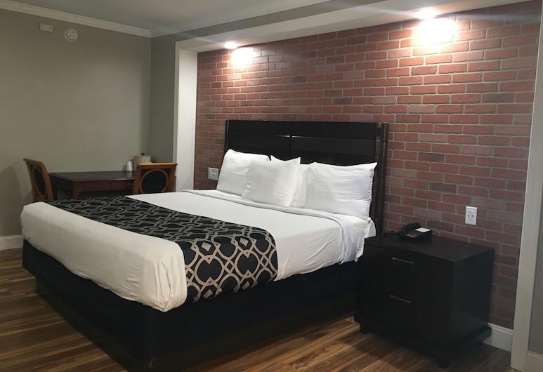 Eldorado Motor Inn, Atlantic City, Standard tuba, 1 ülilai voodi, Tuba