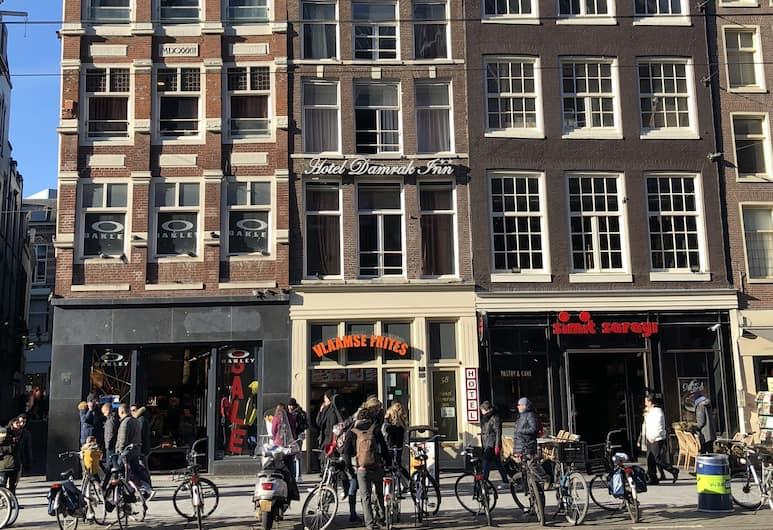 Damrak Inn, Amsterdam, Utsikt från hotellet