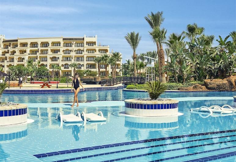 施柏閣海灘飯店, 赫爾格達, 室外游泳池