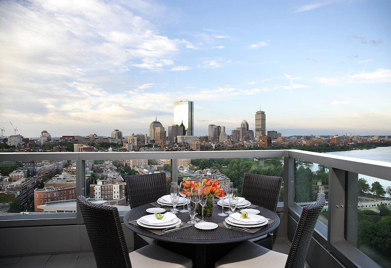 The Liberty, a Marriott Luxury Collection Hotel, Boston, Boston, Prezidentské apartmá (Ebersol), Pokoj