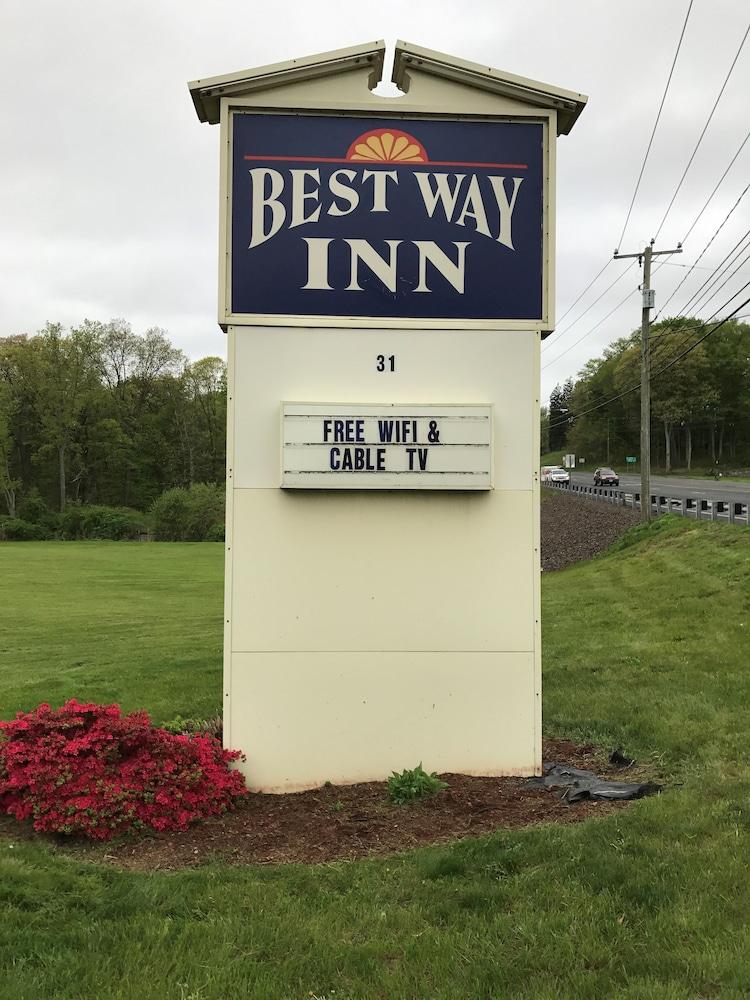 Best Way Inn, Rockfall