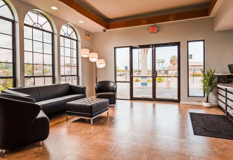 SureStay Hotel by Best Western Jacksonville South, Jacksonville, Lobby