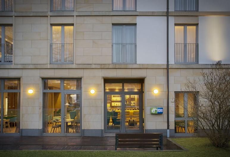 Holiday Inn Express Baden-Baden, Baden-Baden, Otelin Önü
