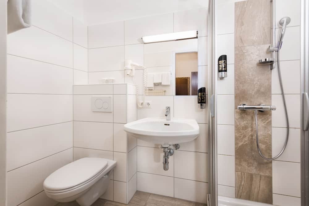 Chambre Supérieure avec lits jumeaux - Salle de bain
