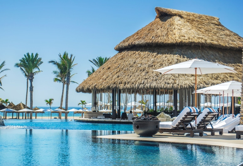 Cabo Azul Resort by Diamond Resorts, San Jose del Cabo, Bar a bordo piscina