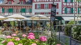 Choose This Luxury Hotel in Lucerne