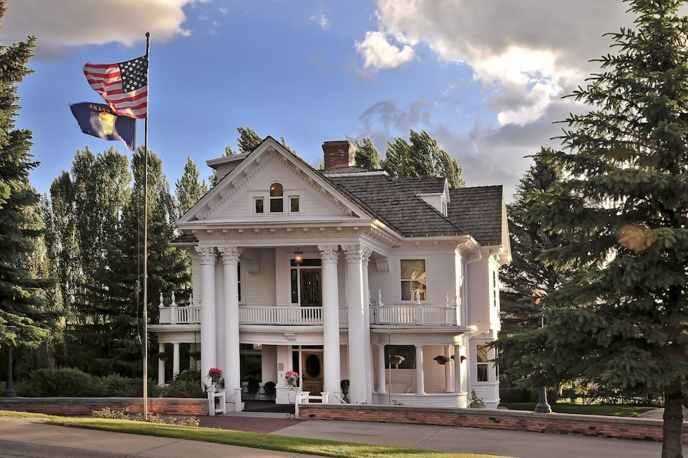 Gibson Mansion Bed and Breakfast, Missoula