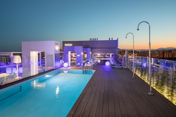 Málaga bölgesindeki Barceló Malaga Hotel resmi
