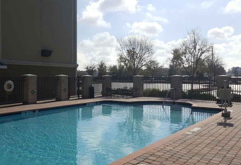 Holiday Inn Express and Suites Jacksonville East, Jacksonville, Uima-allas