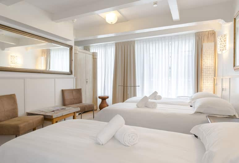 Hotel Restaurant Teun, Amsterdam, Triple Room, City View, Guest Room