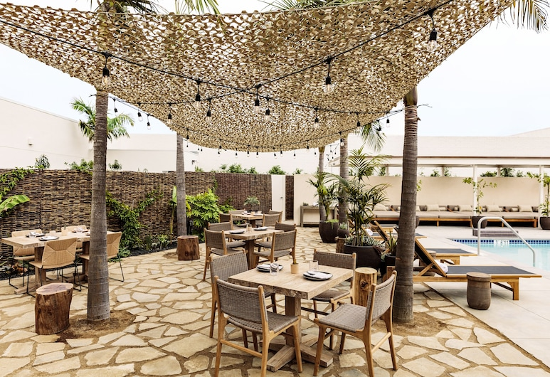 Hotel June, Los Angeles, Outdoor Dining