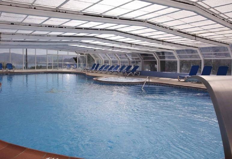 Hotel Las Sirenas, Viveiro, Pool