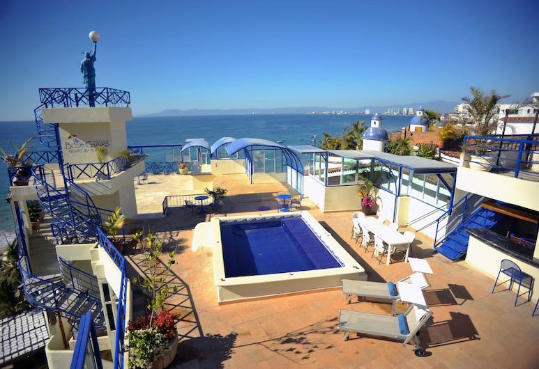 Blue Chairs Resort by the Sea, Puerto Vallarta, Lobby Sitting Area