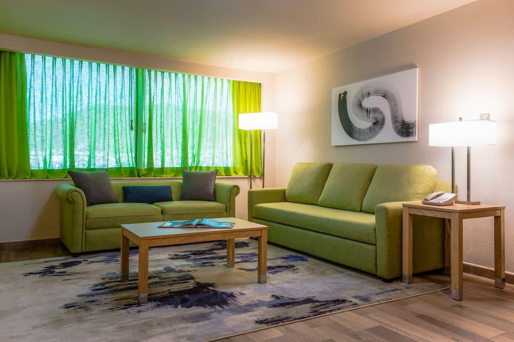 Suite, 1 Katil Kelamin (Double) dengan Katil Sofa, Non Smoking - Bilik Rehat