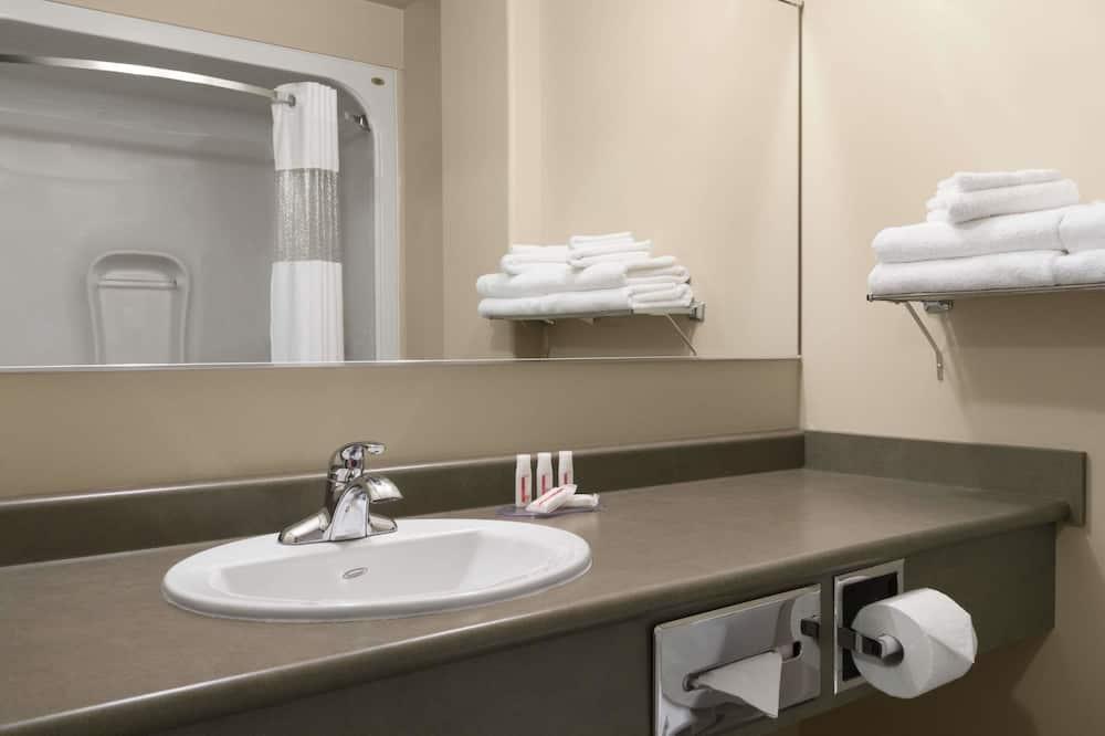 商務客房, 1 張特大雙人床, 非吸煙房 - 浴室
