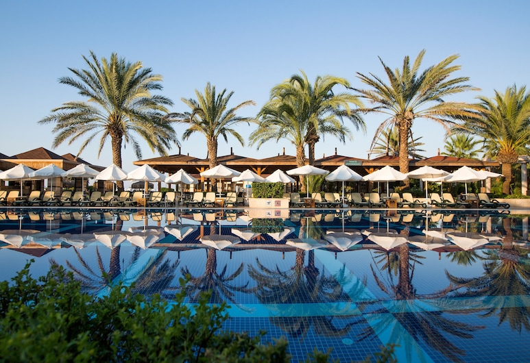 Crystal Tat Beach Golf Resort & Spa- All Inclusive, Belek, Outdoor Pool