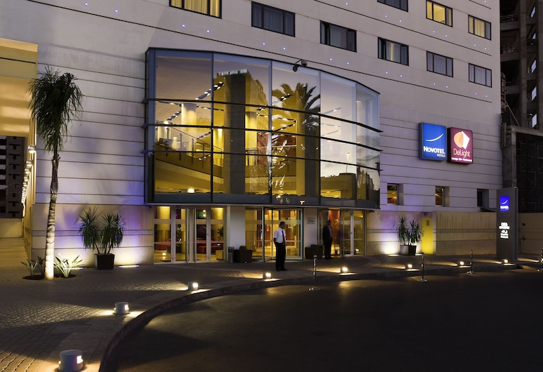 Novotel Casablanca City Center, קזבלנקה, אזור חיצוני