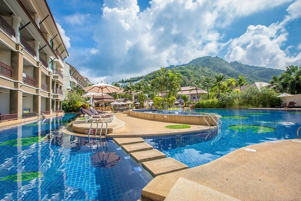 Alpina Phuket Nalina Resort & Spa, Karon