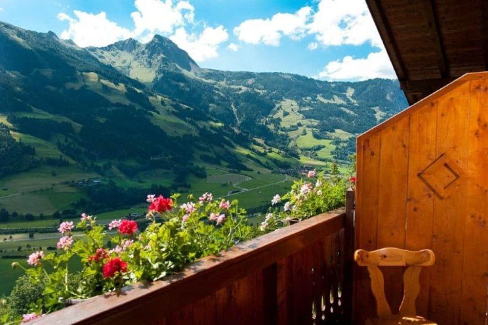 Standardlejlighed - 2 soveværelser - terrasse - udsigt (5 Persons) - Altan