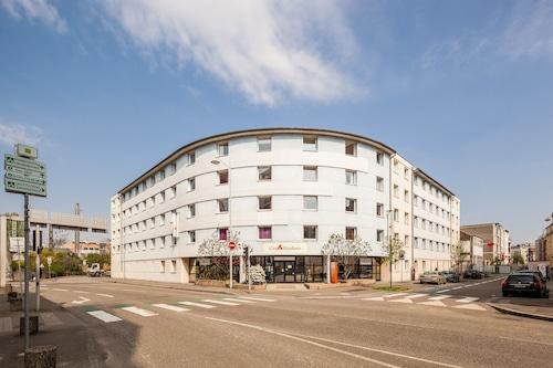 斯特拉斯堡中心住宅飯店/